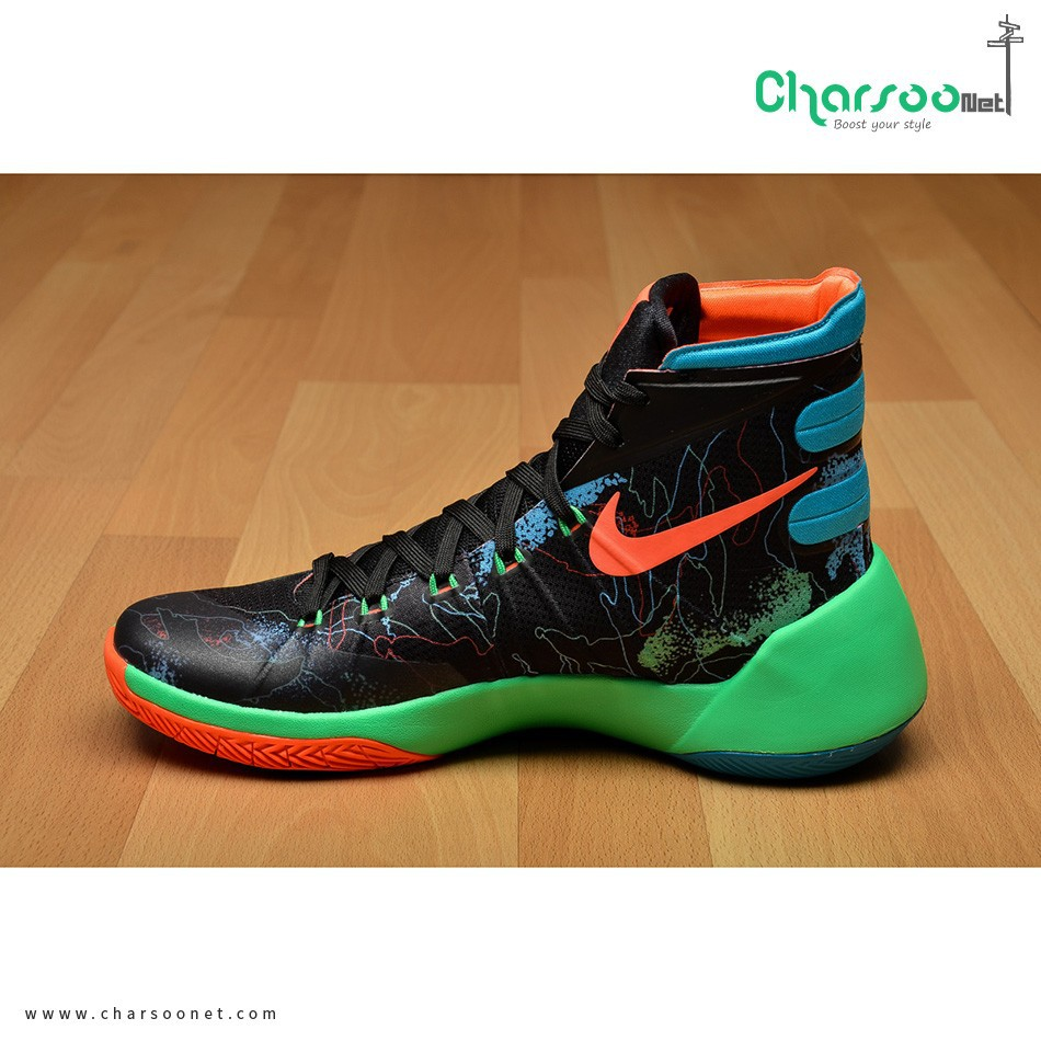 huge selection of efc62 371a6 ... کفش بسکتبال نایک هایپردانک Nike Hyperdunk 2015 Premium ...