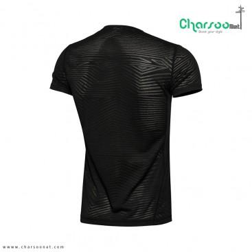 تی شرت ورزشی مردانه Lining S/S Top 2016