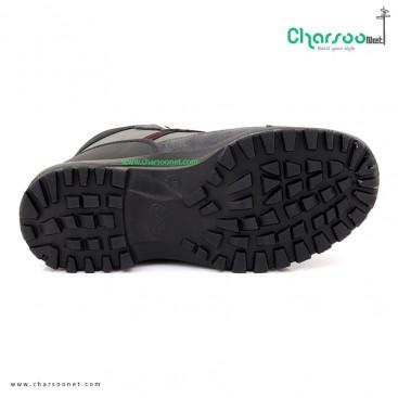 کفش گری اسپرت مدل ترکینگ بوت