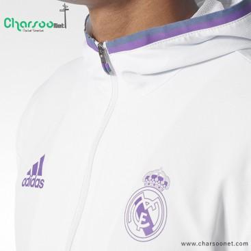 ژاکت ادیداس تیم رئال مادرید Adidas Real Madrid Presentation Jacket 2017