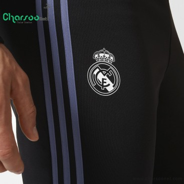 شلوار ادیداس Adidas Real Madrid Soccer Pants 2017