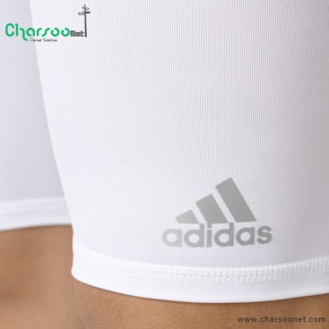 تایت شورت ورزشی مردانه Adidas TechFit Base Short Tights