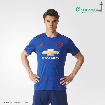 پیراهن فوتبال تیم منچستر یونایتد فصل 2017 Adidas Manchester United FC