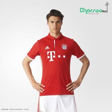 تیشرت تیم بایرن مونیخ فصل 2017 Adidas FCB Bayern Munich