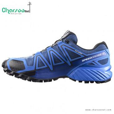 کفش دوی سالومون مردانه SALOMON SPEEDCROSS 4 CS 2017