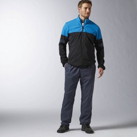 گرمکن و شلوار ریباک Reebok Elements Tracksuit Techy Woven
