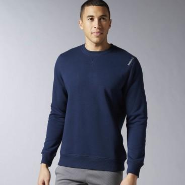 پلیور مردانه ریبوک Reebok Elements Fleece Crew Sweatshirt