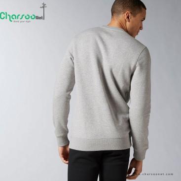 پلیور نخی مردانه ریبوک Reebok Elements Fleece Crew Sweatshirt