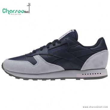 کفش اسنیکر دخترانه Reebok Classic Leather GN