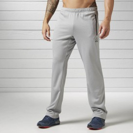 شلوار ورزشی پسرانه ریبوک Reebok Workout Ready Elitage Group Melange Open Hem Pant