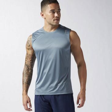 تاپ ورزشی مردانه ریباک Reebok Running Essentials Sleeveless Tank