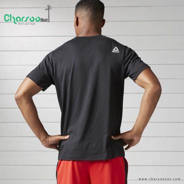 تیشرت ورزشی Reebok Workout Ready Cotton Series Graphic Tee