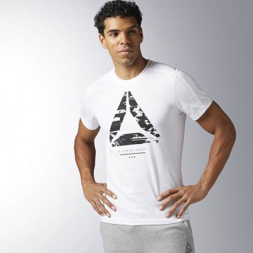 تیشرت ورزشی ریباک Reebok Workout Ready Cotton Series Graphic Tee