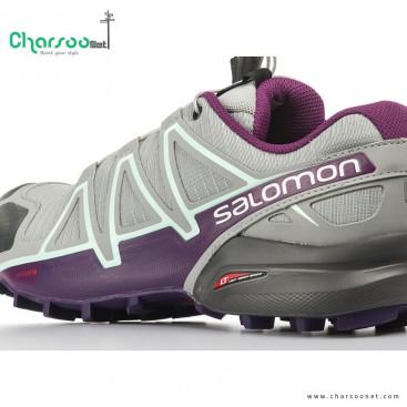 کتانی تریل رانینگ زنانه سالومون Salomon Speedcross 4 W