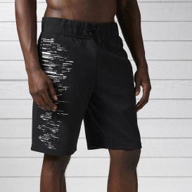 شورت ورزشی مردانه Reebok Workout Ready Cotton Series Shorts