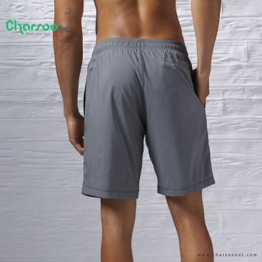 شورت پسرانه ریباک Reebok Elements Poly Short