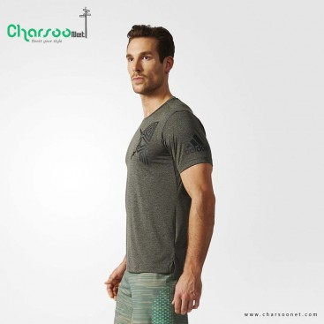 تیشرت آدیداس adidas FreeLift Tri-Color Tee