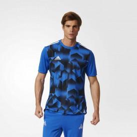 تیشرت ورزشی آدیداس adidas Tango Cage Graphic Jersey