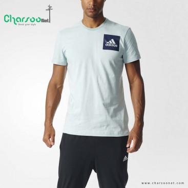تی شرت مردانه adidas 3-Stripes Tee