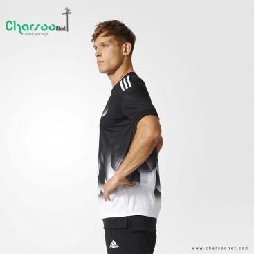 تیشرت ورزشی آدیداس adidas Tango Future Layered Jersey
