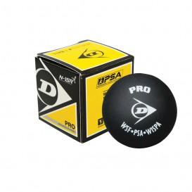 توپ اسکواش پک 12تایی Dunlop Pro Squash Ball