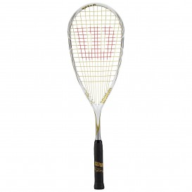 راکت اسکواش ویلسون Wilson Tempest 120 BLX Squash Racket
