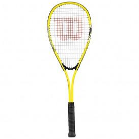 راکت اسکواش حرفه ای Wilson Ripper 135 BLX Squash Racquet
