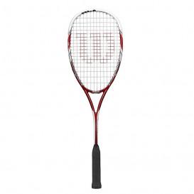 راکت حرفه ای اسکواش Wilson Tour 138 BLX Squash Racket