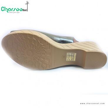 کفش لژدار چرم زنانه Kalu