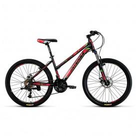 دوچرخه آپاچی دو کمک موتوری Intense کد BYC-00135 سایز 26 مدل 2016