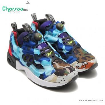 کتانی مردانه ریبوک Reebok Instapump Fury Road CC Sneakers