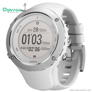 ساعت هوشمند SUUNTO MBIT2 S WHITE (HR)