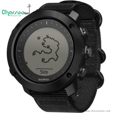 ساعت سونتو تراورز SUUNTO TRAVERSE ALPHA STEALTH