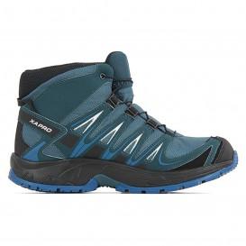 کفش کوهنوردی بچگانه سالامون Salomon Xa Pro 3D Mid Cs Wp