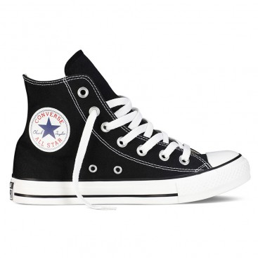 Converse High Top Optical Black Canvas