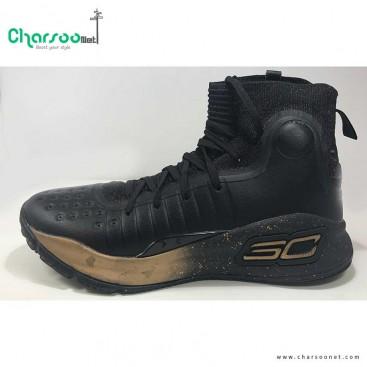 کفش بسکتبال ساقدار طرح آندرآرمور Under Armour