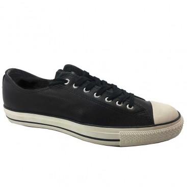 کفش اسنیکر چرم برند کانورس Tops Sneakers