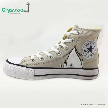 کفش ال استار گلکسی زنانه Converse Iridescent Galaxy