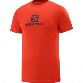 تیشرت مردانه سالومون Salomon Coton Logo Ss Tee