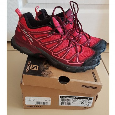 کفش کوهنوردی زنانه سالومون Salomon X Ultra PRIME CS
