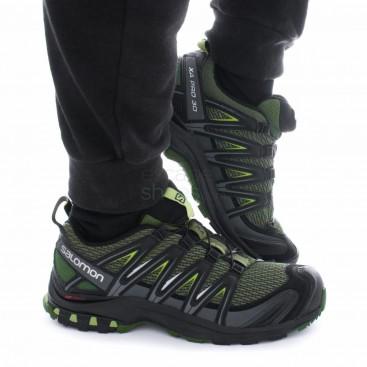 کفش کوهنوردی و کوهپیمایی سالومون Salomon Xa Pro 3D