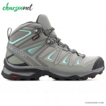 کفش کوهنوردی زنانه سالومون Salomon X Ultra 3 MID GTX