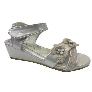 کفش مجلسی دخترانه سفید