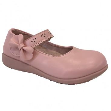 کفش کلاسیک چرم دخترانه