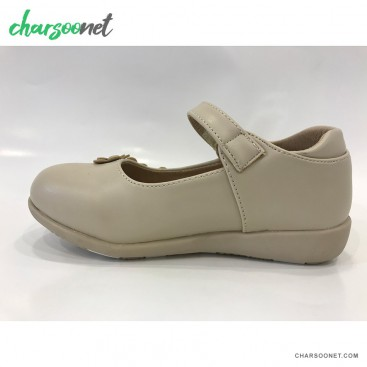 کفش چرم دخترانه
