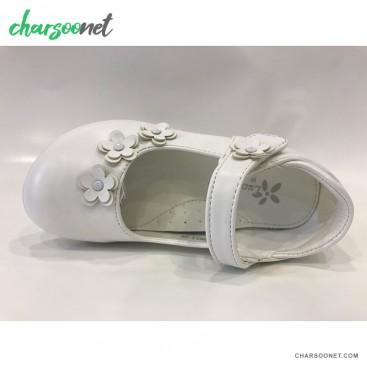 کفش بچه گانه مدل گل دار