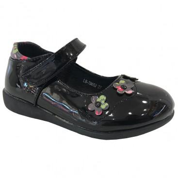 کفش بچگانه چرم ورنی