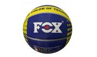 توپ بسکتبال فاکس لاستیکی سایز 5 Fox