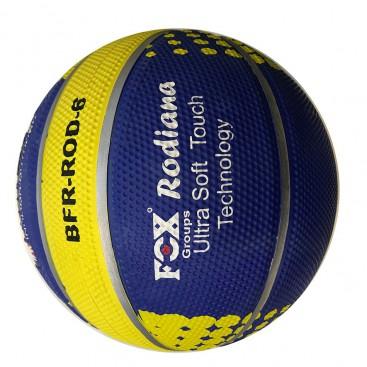 توپ بسکتبال فاکس لاستیکی سایز 6 Fox