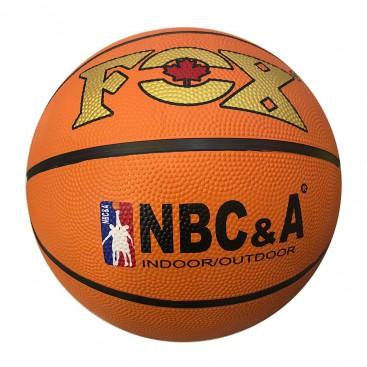 توپ بسکتبال فاکس لاستیکی Fox